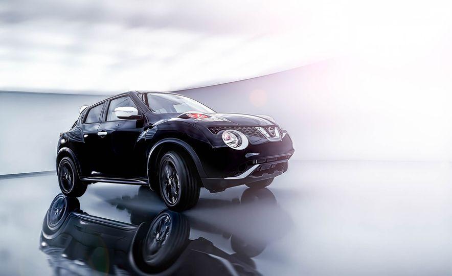 2017 Nissan Juke Black Pearl Edition - Slide 1