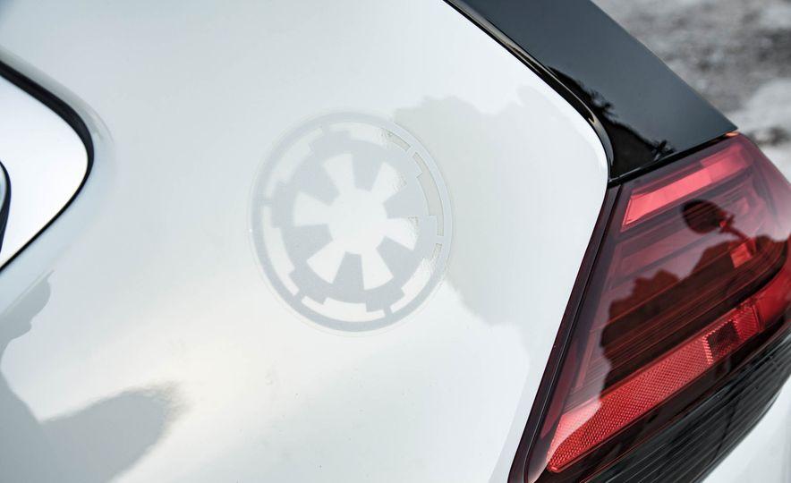 2017 Nissan Rogue One Star Wars Edition - Slide 31