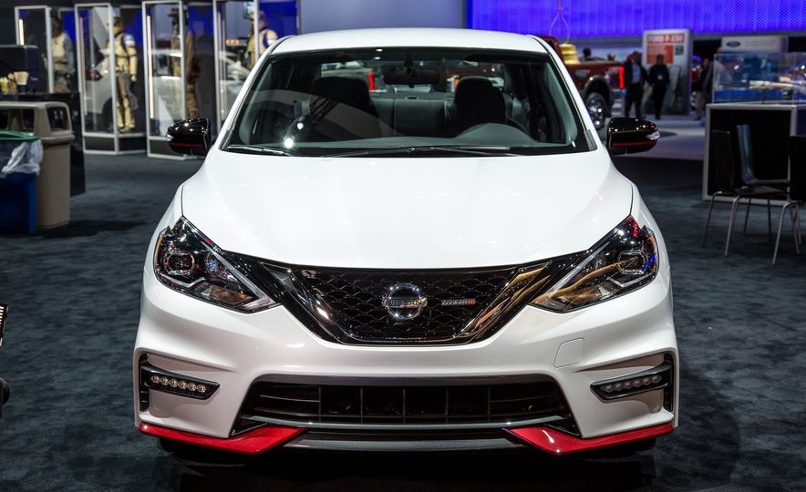 2017 Nissan Sentra NISMO - Slide 1