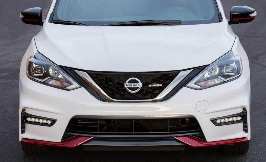 2017 Nissan Sentra NISMO - Slide 24