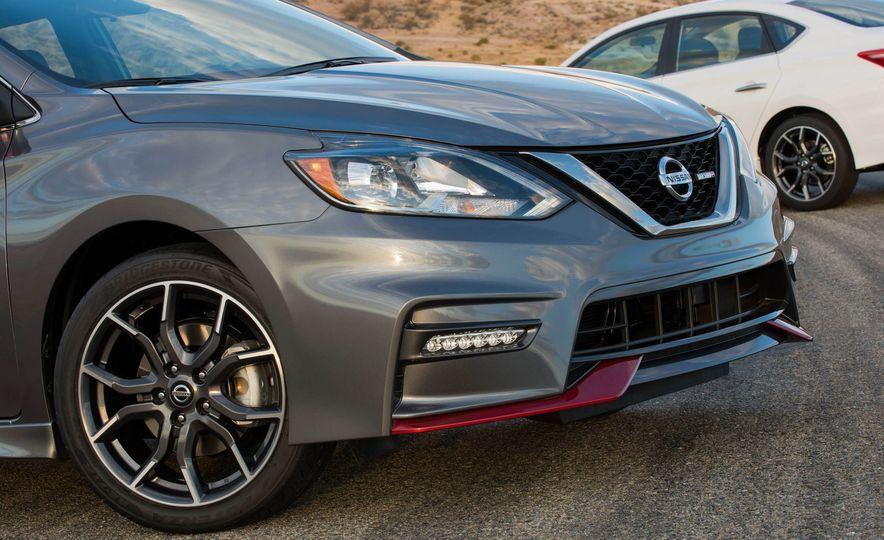 2017 Nissan Sentra NISMO - Slide 39