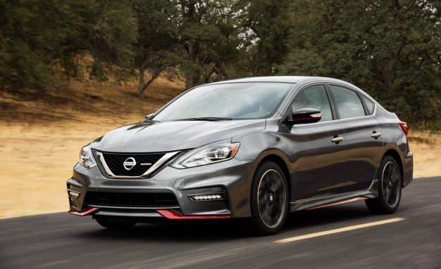 2017 Nissan Sentra NISMO: Not Quite the Bargain We Were Hoping For