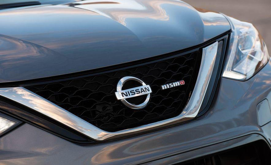 2017 Nissan Sentra NISMO - Slide 41