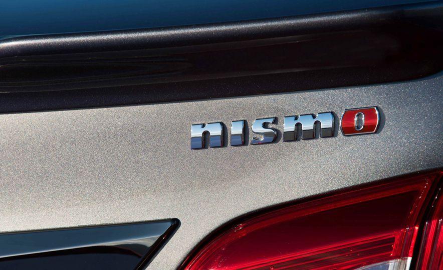 2017 Nissan Sentra NISMO - Slide 46