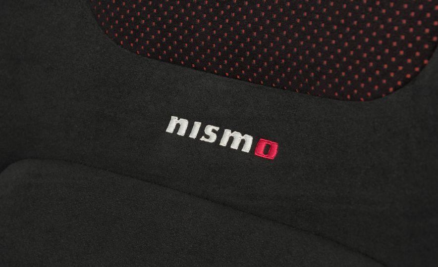2017 Nissan Sentra NISMO - Slide 55