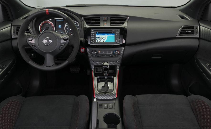 2017 Nissan Sentra NISMO - Slide 58