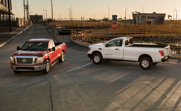 2017 Nissan Titan Performance And Driving Impressions Review Car
