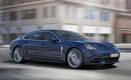 2018 Porsche Panamera Executive: Hire the Chauffeur