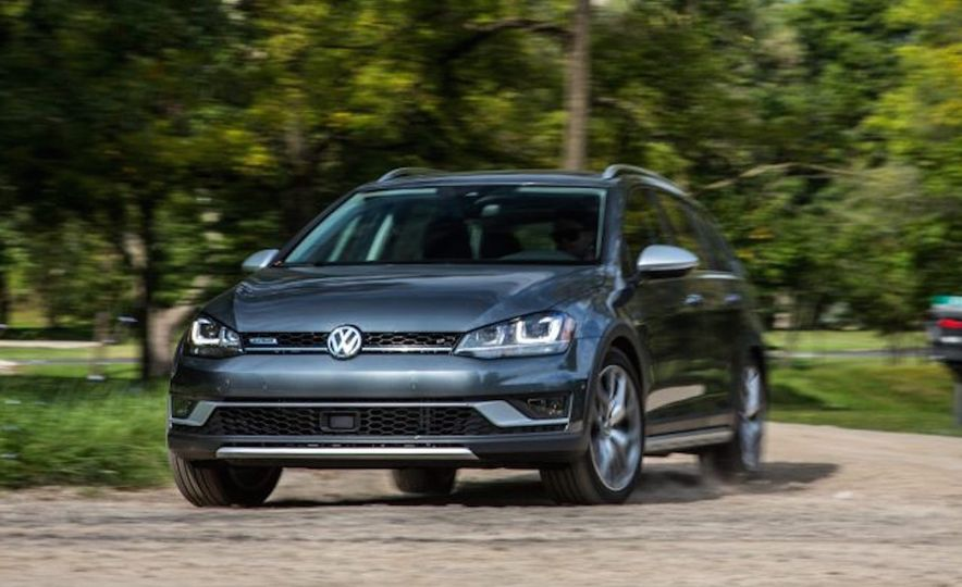 Rugged or Not, Here They Come: 17 Cars Suffering from SUV Envy - Slide 14