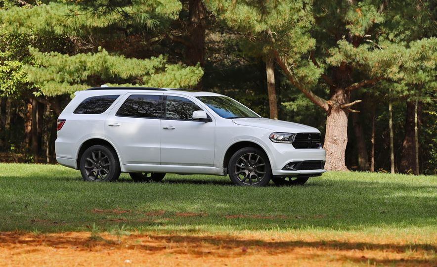 2017 Dodge Durango GT AWD - Slide 1