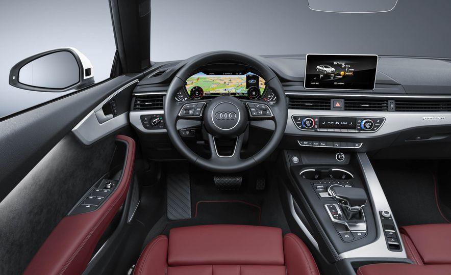 2018 Audi S5 cabriolet - Slide 30