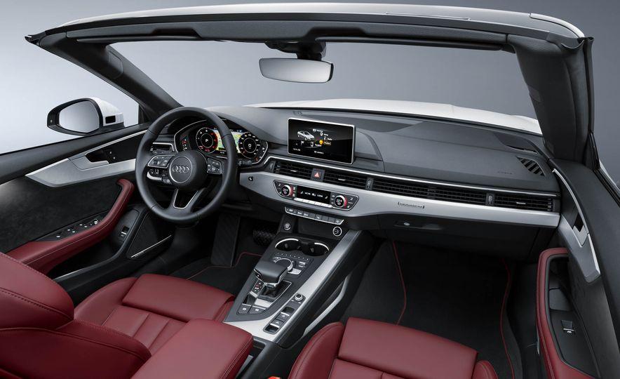 2018 Audi S5 cabriolet - Slide 31