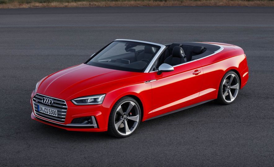 2018 Audi S5 cabriolet - Slide 38