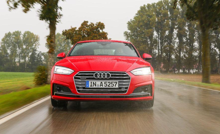 2018 Audi A5 Sportback (Euro-spec) - Slide 1