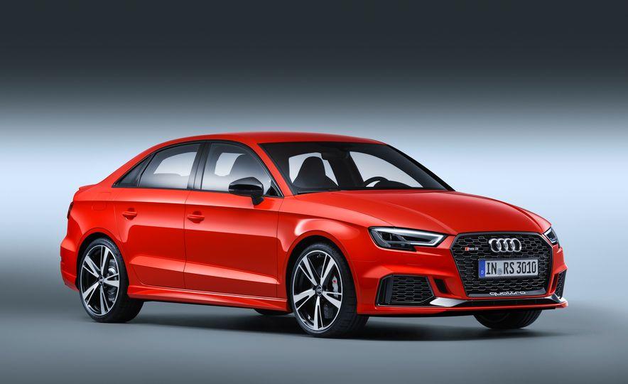 2018 Audi RS3 - Slide 14