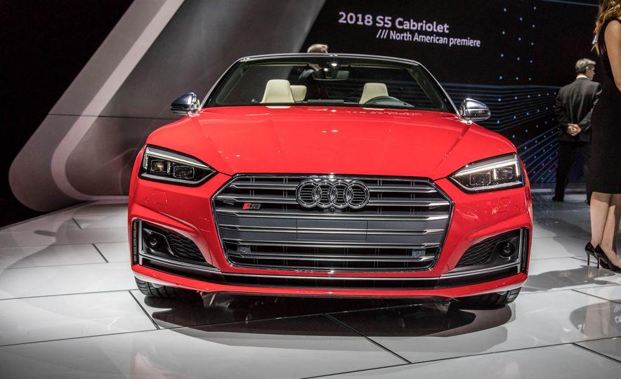 2018 Audi S5 cabriolet - Slide 1