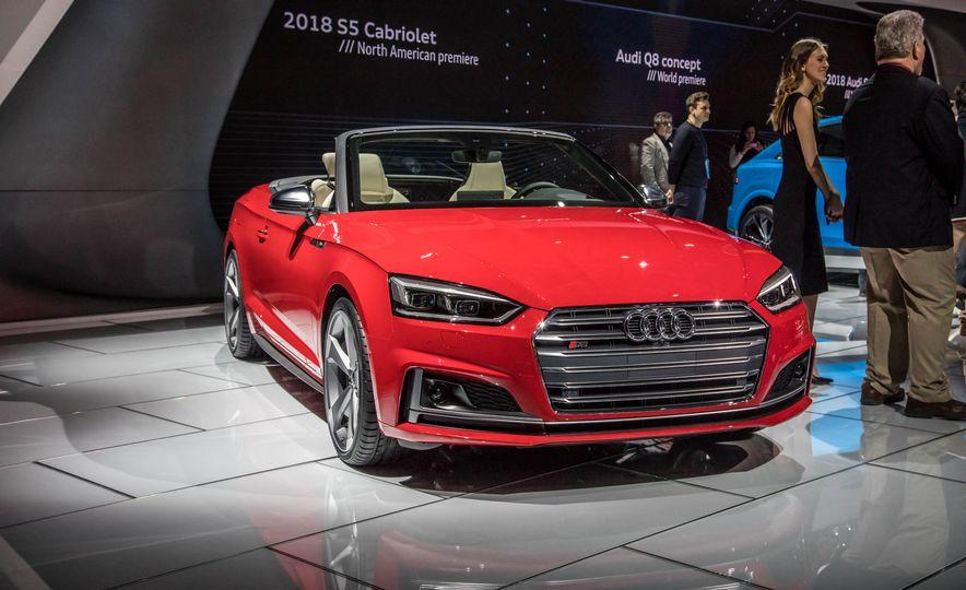 2018 Audi S5 cabriolet - Slide 2
