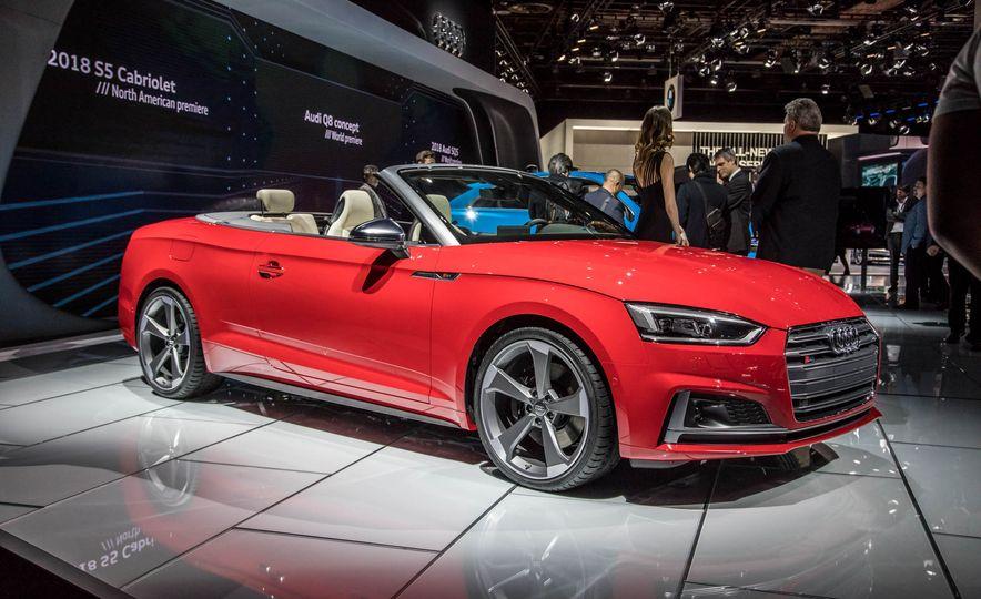 2018 Audi S5 cabriolet - Slide 3