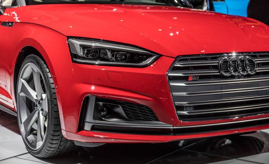 2018 Audi S5 cabriolet - Slide 7