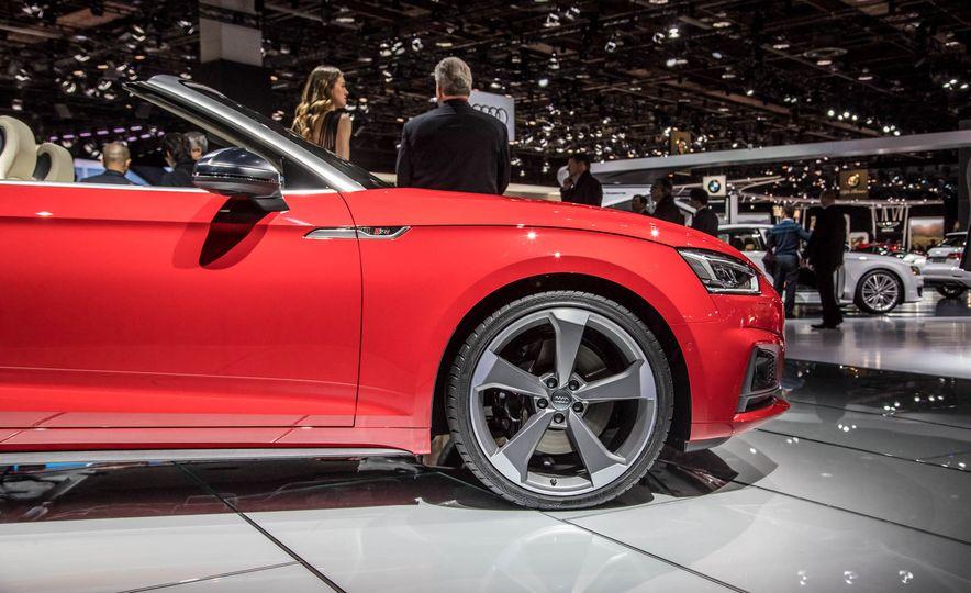 2018 Audi S5 cabriolet - Slide 8