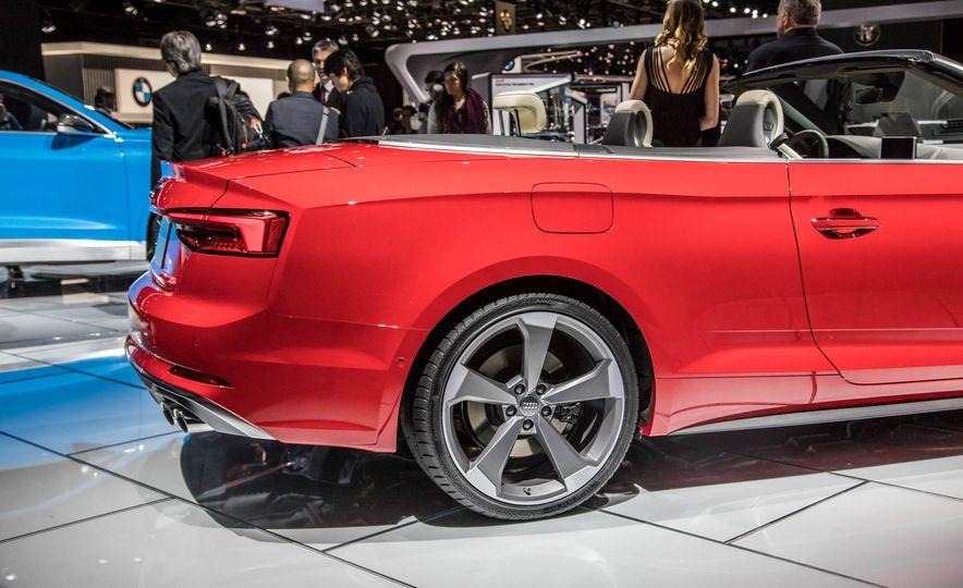 2018 Audi S5 cabriolet - Slide 9