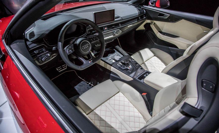 2018 Audi S5 cabriolet - Slide 11