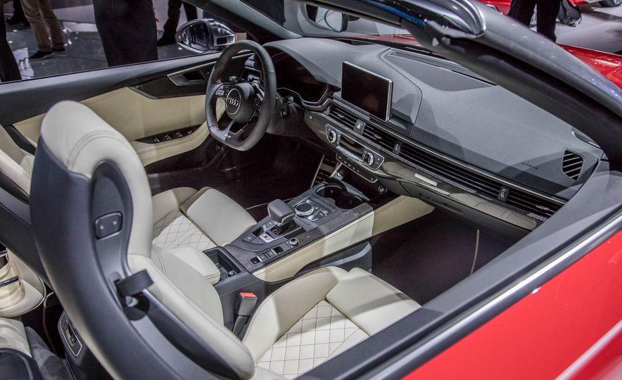 2018 Audi S5 cabriolet - Slide 12