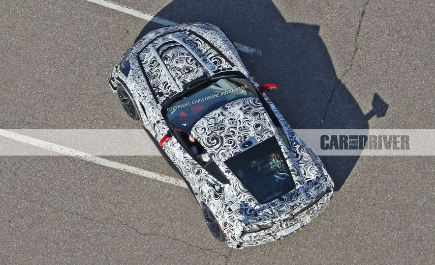 2018 Chevrolet Corvette ZR1 (spy photo) - Slide 47
