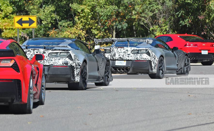 2018 Chevrolet Corvette ZR1 (spy photo) - Slide 49