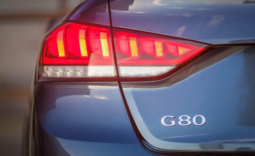 2018 Genesis G80 Sport - Slide 68