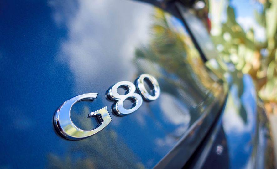 2018 Genesis G80 Sport - Slide 70