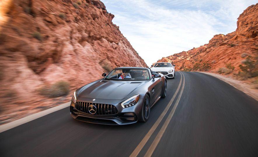 2018 Mercedes-AMG GT / GT C Roadster - Slide 6