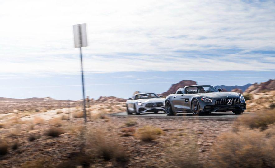 2018 Mercedes-AMG GT / GT C Roadster - Slide 7