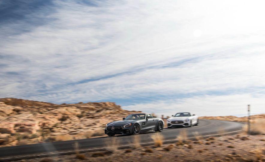 2018 Mercedes-AMG GT / GT C Roadster - Slide 8