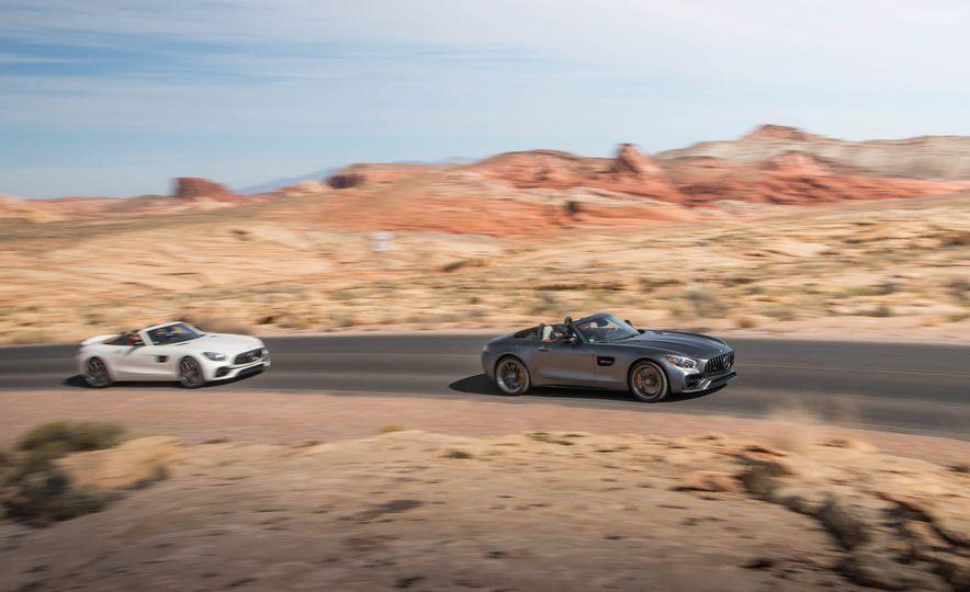 2018 Mercedes-AMG GT / GT C Roadster - Slide 9