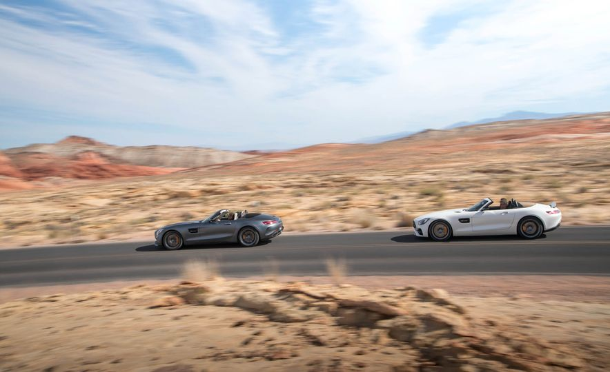 2018 Mercedes-AMG GT / GT C Roadster - Slide 10