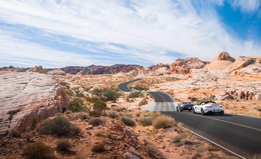 2018 Mercedes-AMG GT / GT C Roadster - Slide 11