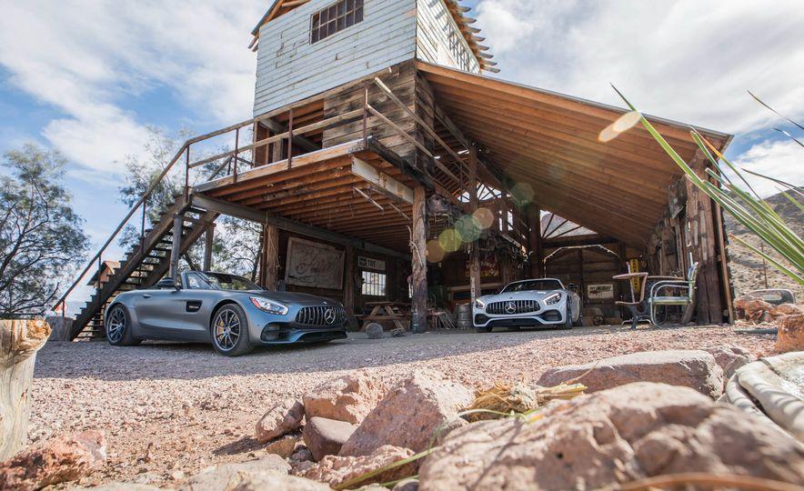 2018 Mercedes-AMG GT / GT C Roadster - Slide 23