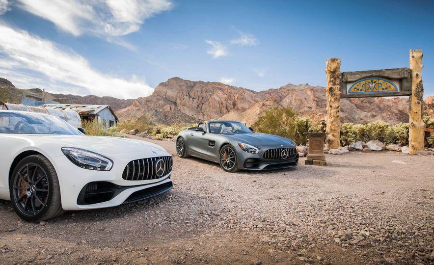 2018 Mercedes-AMG GT / GT C Roadster - Slide 30
