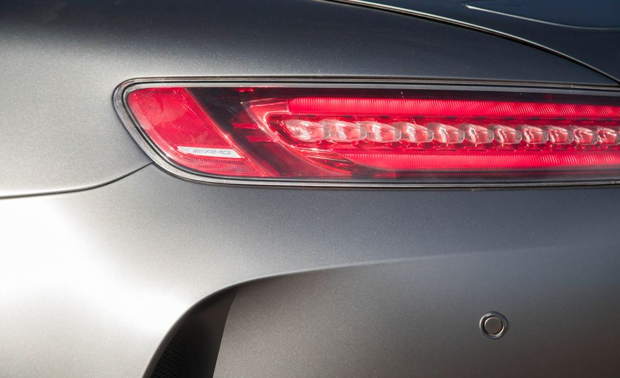 2018 Mercedes-AMG GT / GT C Roadster - Slide 55