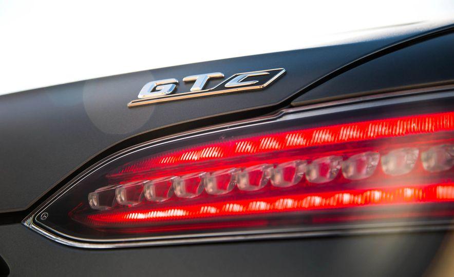 2018 Mercedes-AMG GT / GT C Roadster - Slide 56
