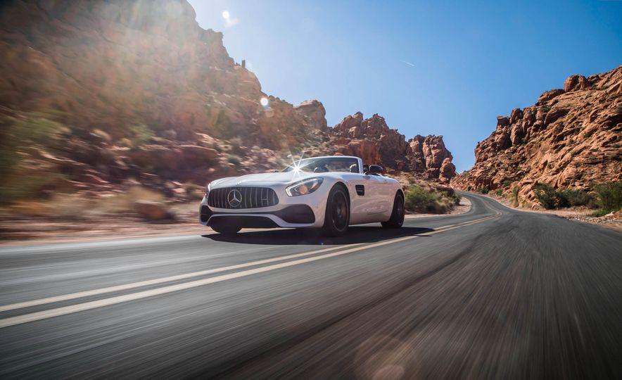 2018 Mercedes-AMG GT / GT C Roadster - Slide 60