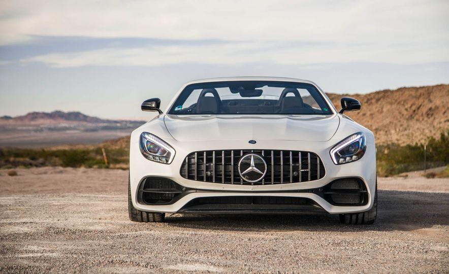 2018 Mercedes-AMG GT / GT C Roadster - Slide 63