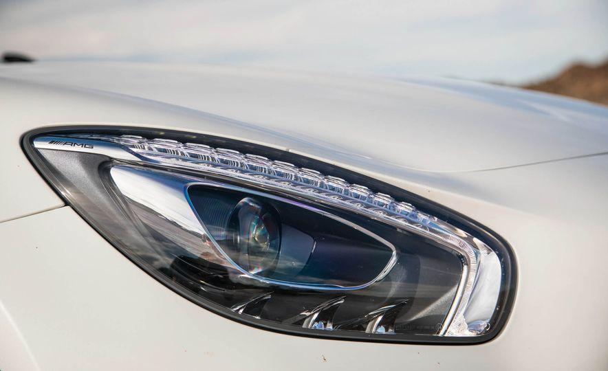 2018 Mercedes-AMG GT / GT C Roadster - Slide 68