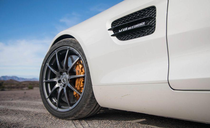 2018 Mercedes-AMG GT / GT C Roadster - Slide 70