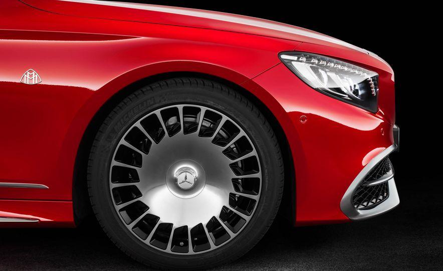 2017 Mercedes-Maybach S650 cabriolet - Slide 25