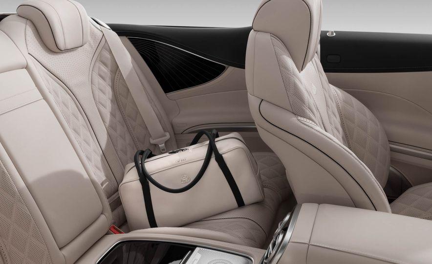 2017 Mercedes-Maybach S650 cabriolet - Slide 28