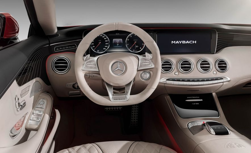 2017 Mercedes-Maybach S650 cabriolet - Slide 30