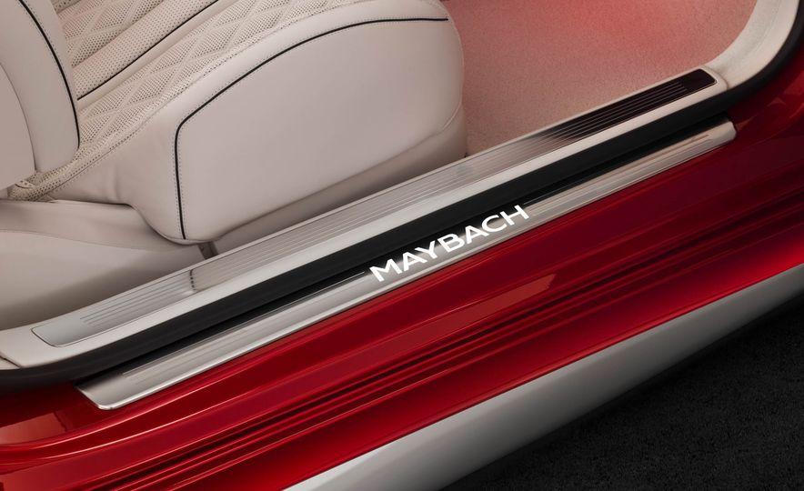 2017 Mercedes-Maybach S650 cabriolet - Slide 32