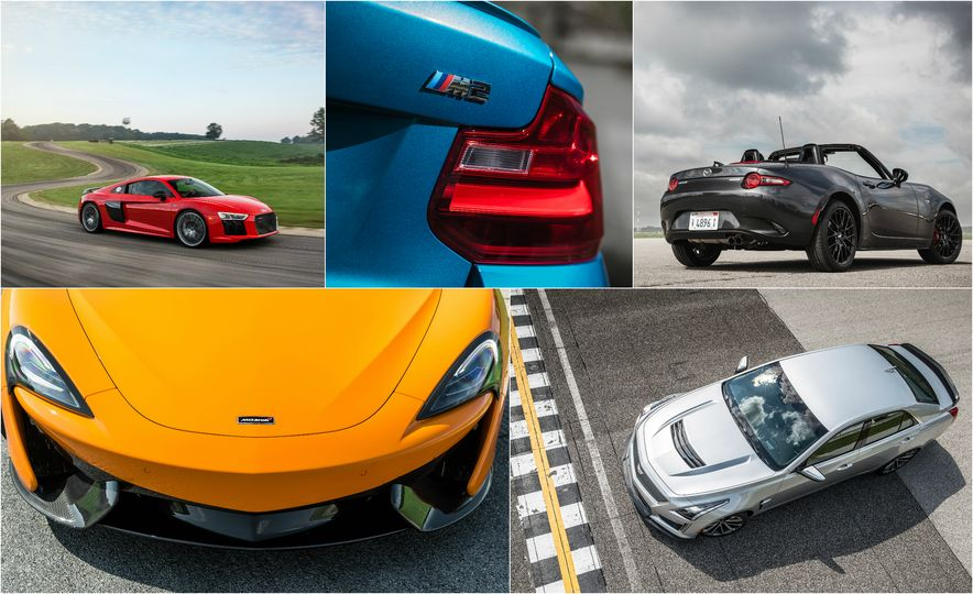 25 New Cars We're Thankful For, 2016 Edition - Slide 1
